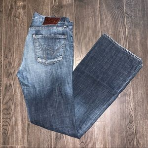 Citizens of Humanity Jagger jeans dark wash